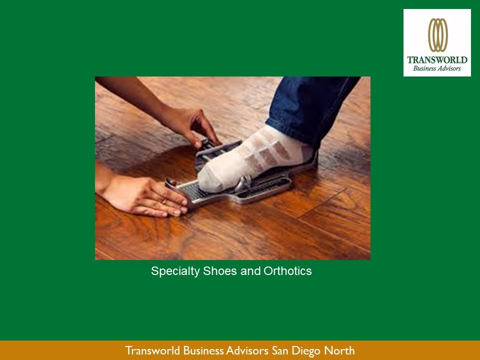 Specialty Shoe and Orthotics - Providing Comfort Solutions