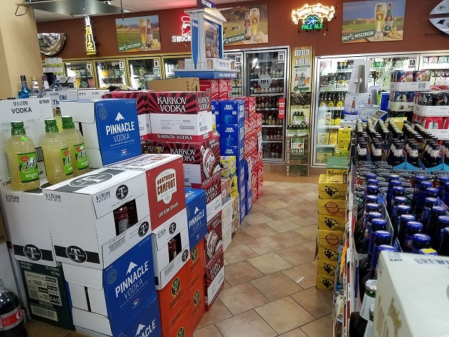 Convenience and Liquor Stores