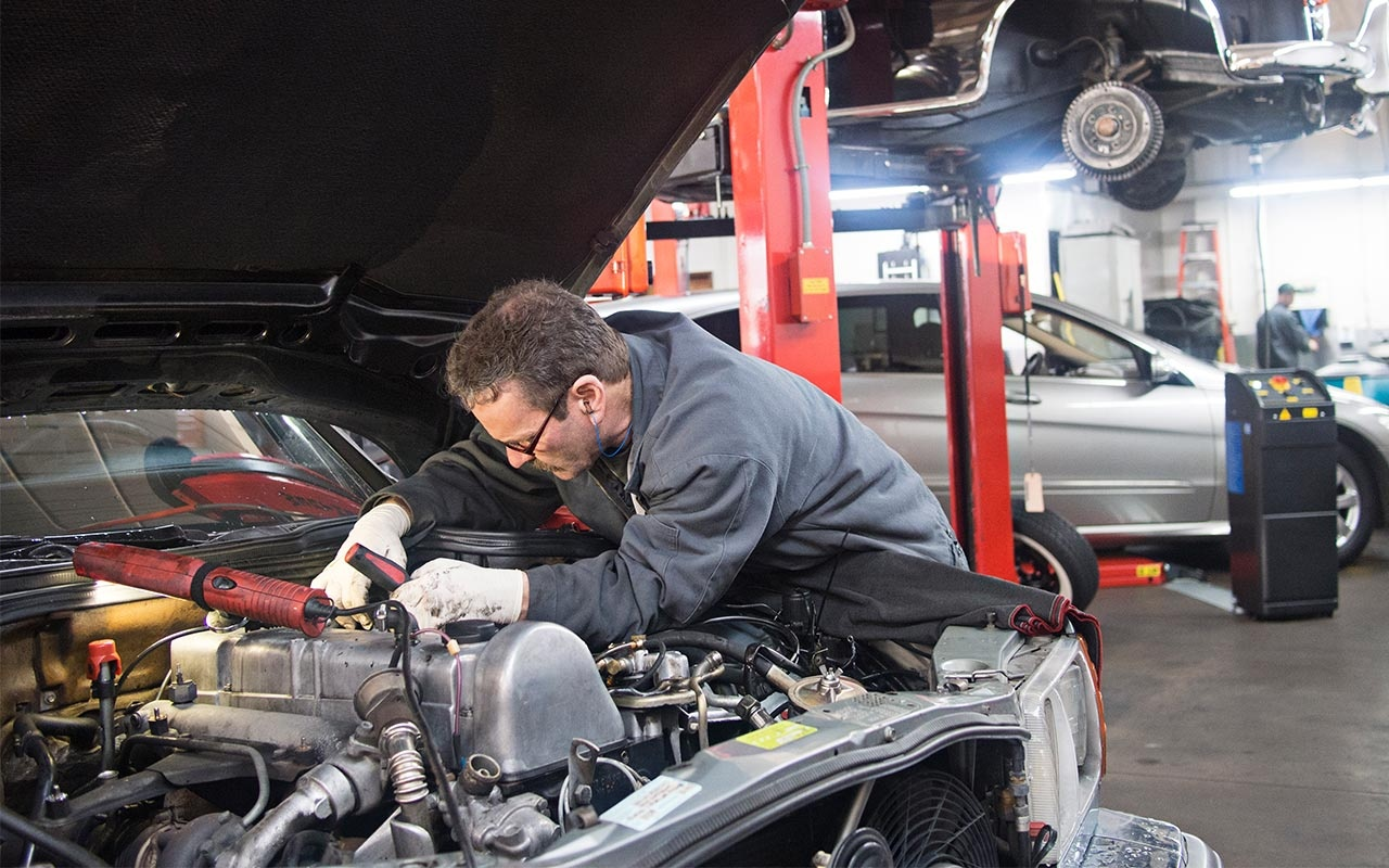 Luxury Car repair/On-Line Parts