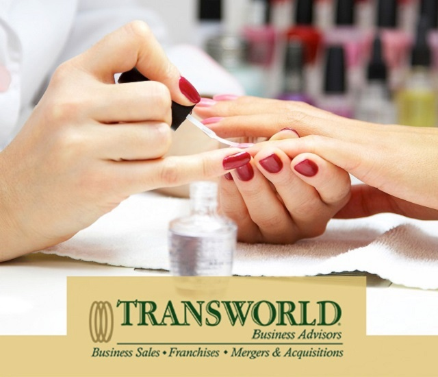 Nail Salon for Sale in Palm Beach County est 14 Years