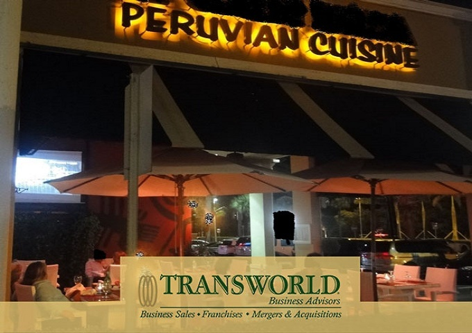 Peruvian Restaurant for Sale in North Miami Beach- Aventura