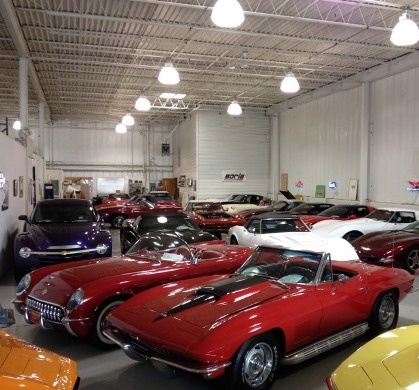 Profitable Classic Car Business Ready for Next Owner