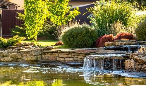 Landscaping Design, Installation & Estate Care Firm