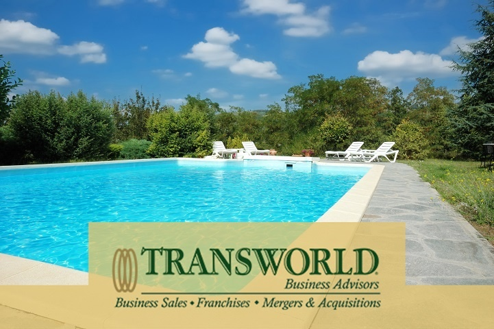 High End Pool Service Business Nets $100k