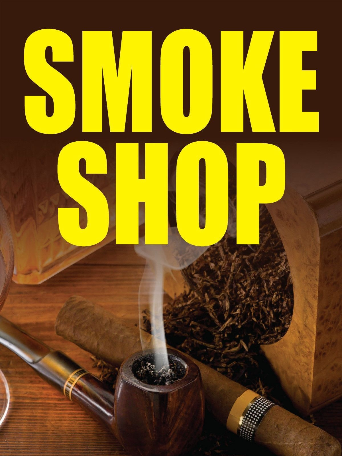 Full Service Smoke Shop and Tobacco Store