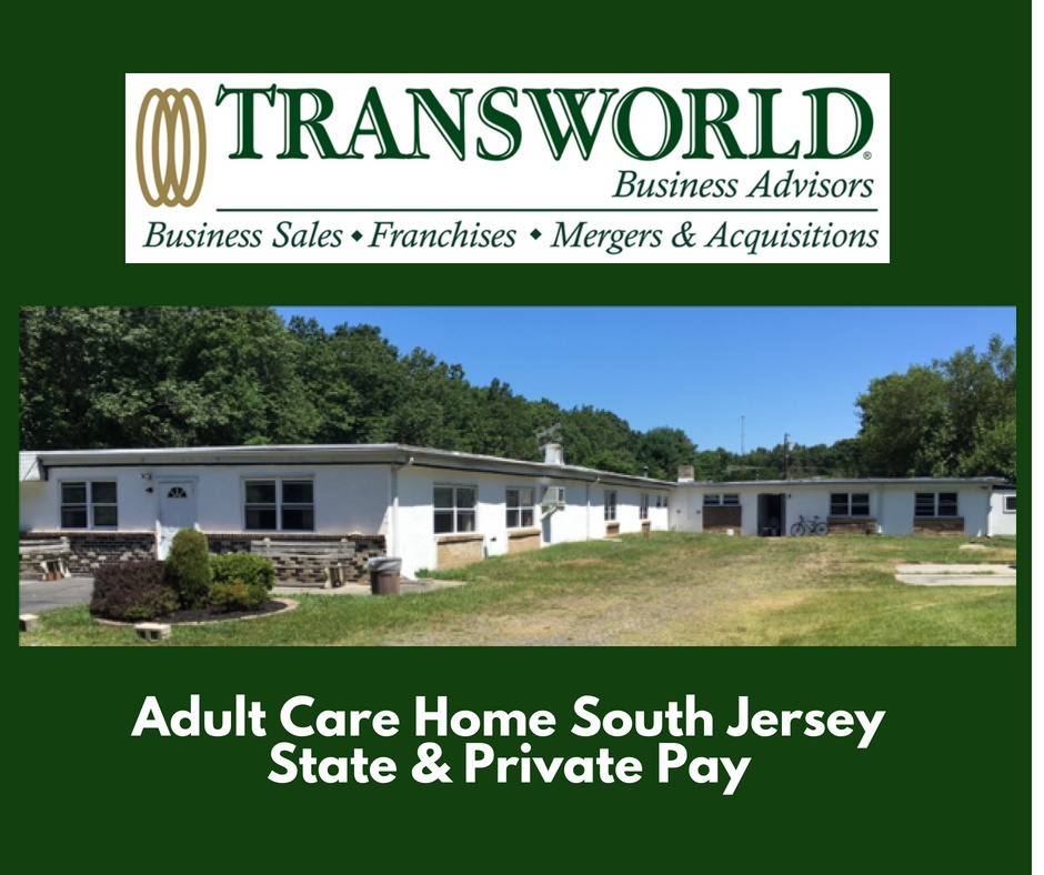 Licensed Residential Healthcare Facility South Jersey