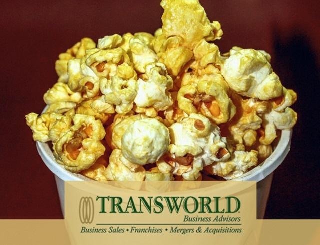Orlando Gourmet Popcorn Retail