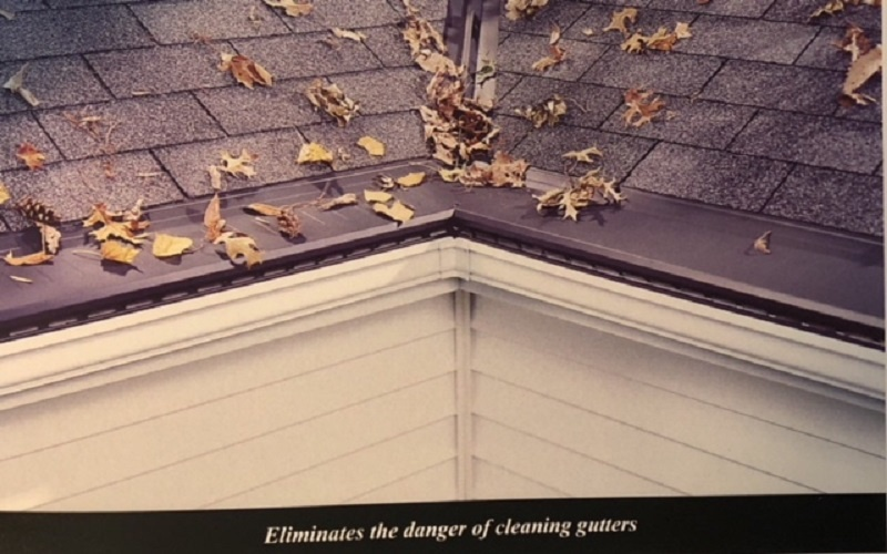 Easy to run profitable Gutter Guard Installation  Franchise
