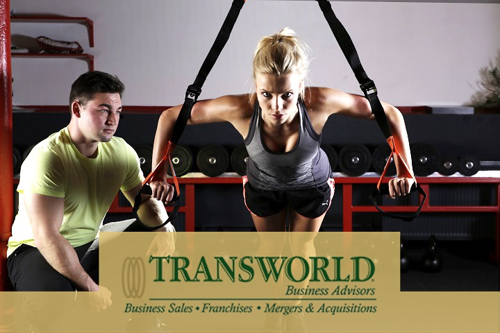 Upscale private fitness training studio with loyal clientele