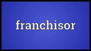 Franchisor Opportunity!