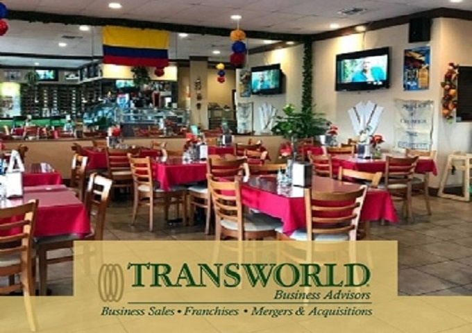 Colombian Restaurant and Bakery for Sale located in Hialeah