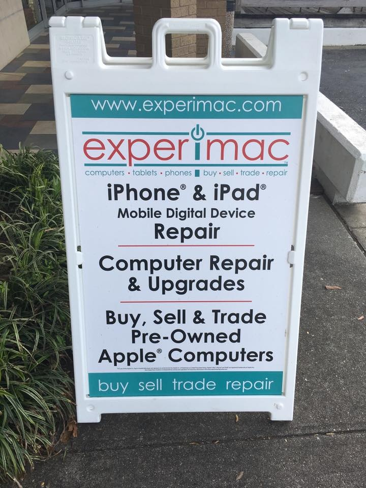 Experimac! Apple® Sales/Trade/Repair New Franchises in Aggieland!