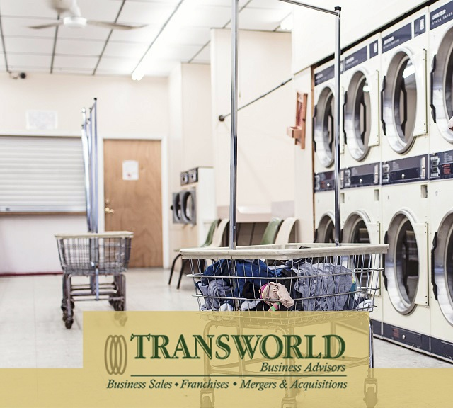 Pending-Profitable Coin Laundry Business