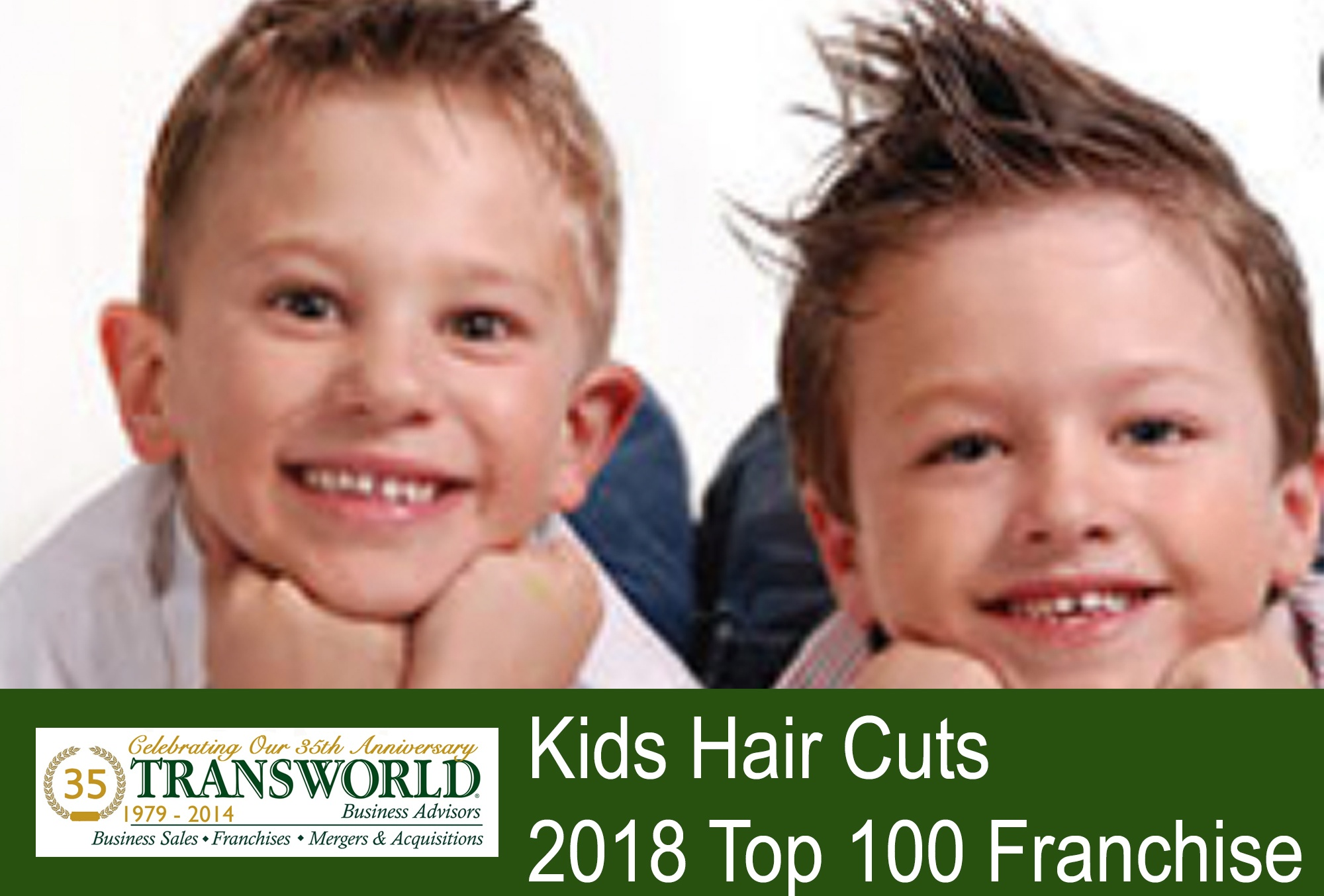 Kid's Haircut and Beauty Franchise in South Charlotte