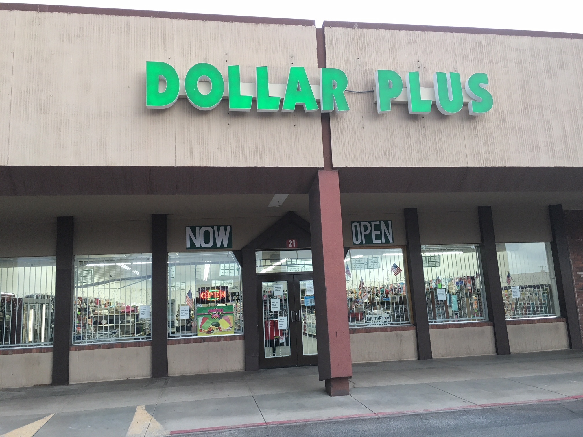 Independent Dollar Plus Store In West Texas Metro Area For Sale!