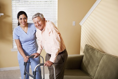 Regional Leader in Home Healthcare Services 4.5 Star Rating
