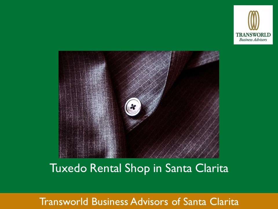 Tuxedo Rental Shop in Santa Clarita