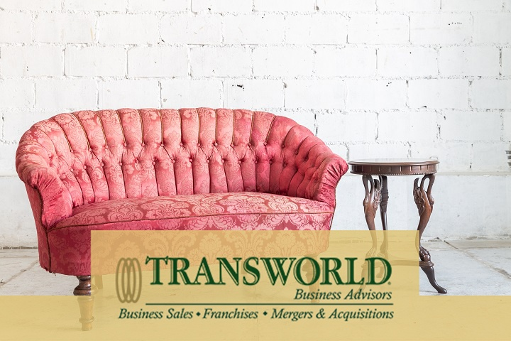 Upholstery Business est for 29 Years with High End Customers