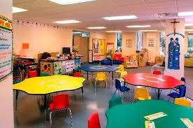 Busy DayCare Center