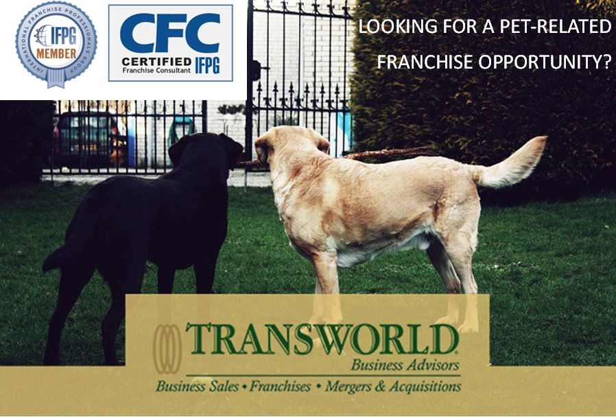 Pet-Related NEW Franchise Opportunities