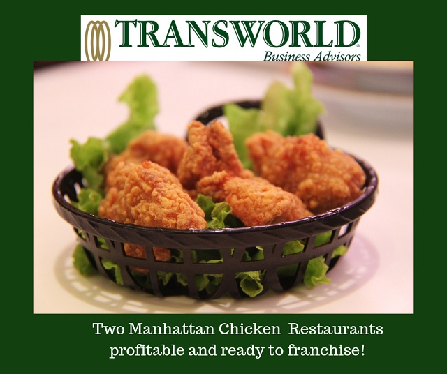 Two Manhattan Fast Casual Chicken Restaurants