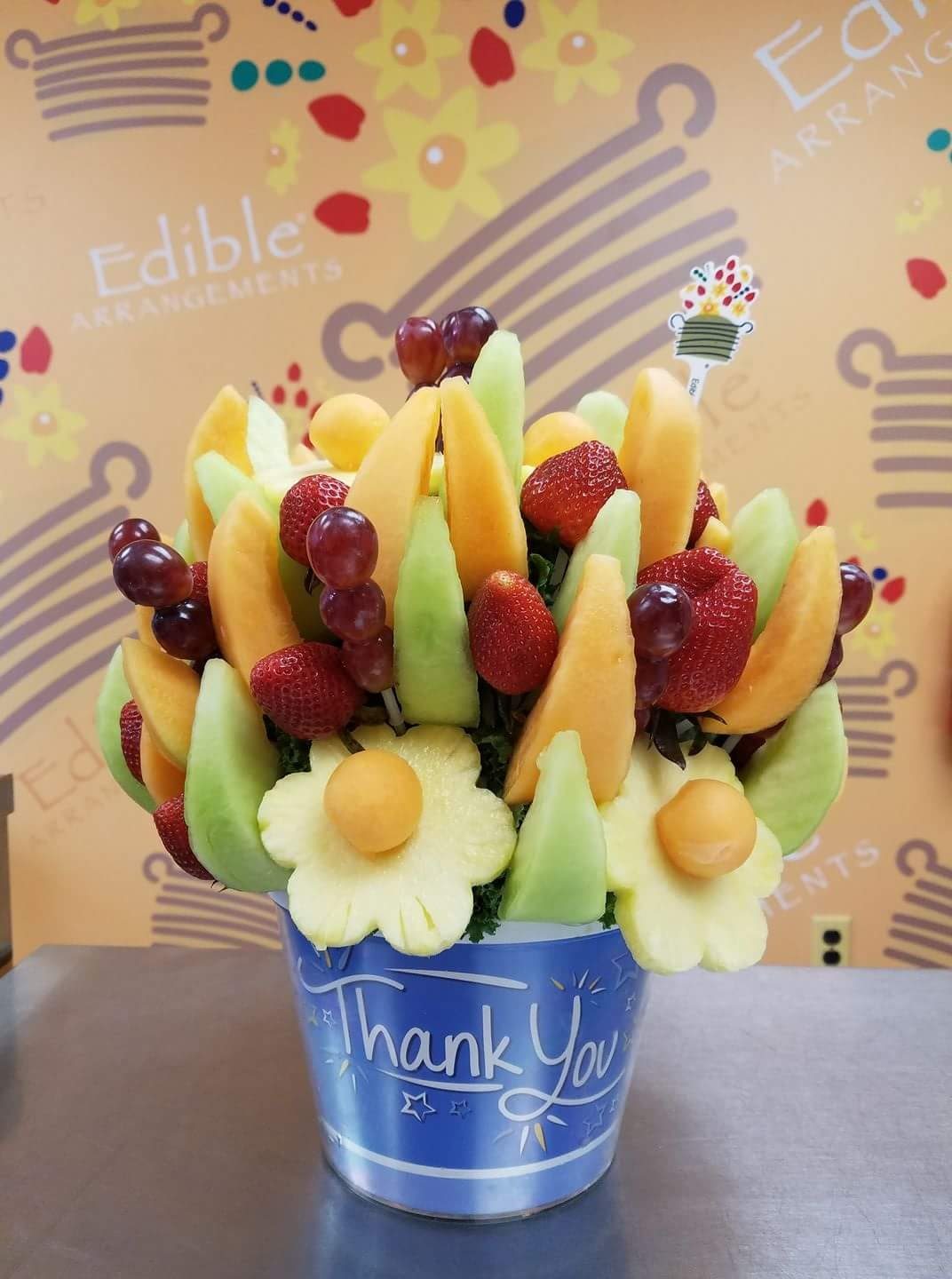 Iconic Brand and Strong Team in Place – Edible Arrangement Resale