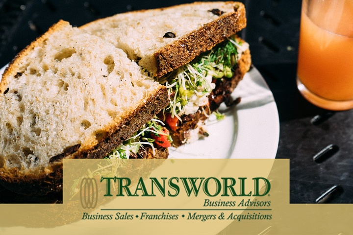 Established Sandwich Shop in Industrial Park