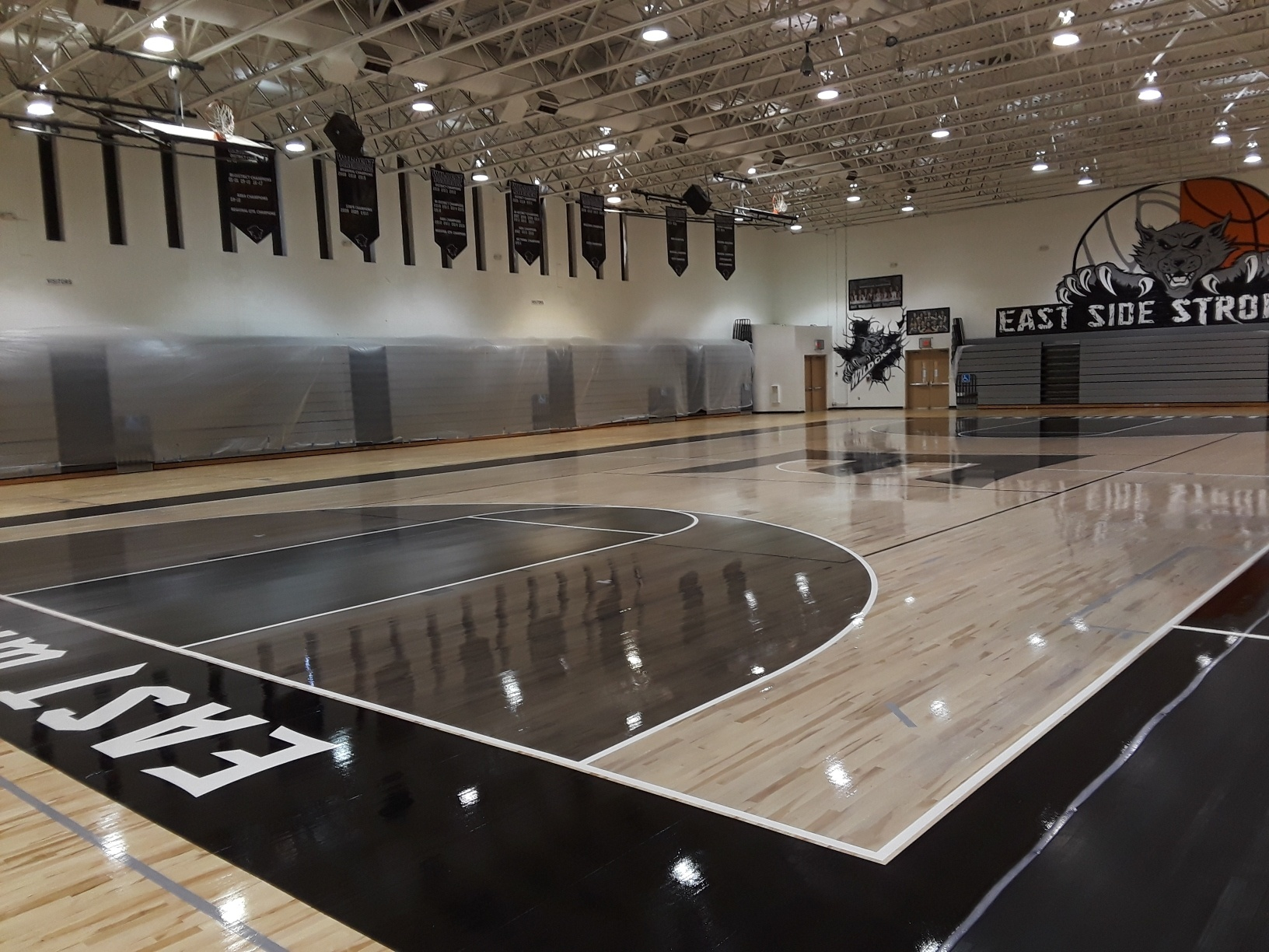 Indoor Athletic Flooring