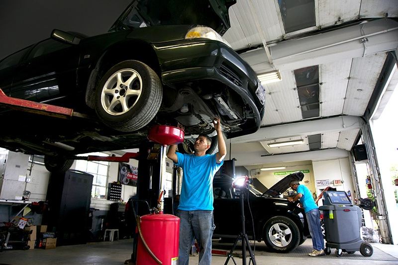 Highly Profitable Tire & Auto Service Company in Tarrant County