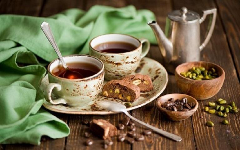 Upscale Tea Shop
