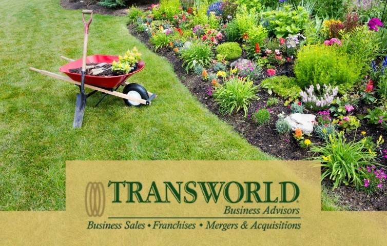 Beautiful Garden Center and Landscaping Company- Lender approved