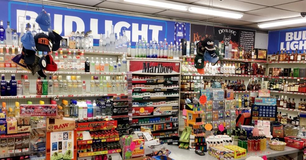 Liquor Store in Shiawassee County