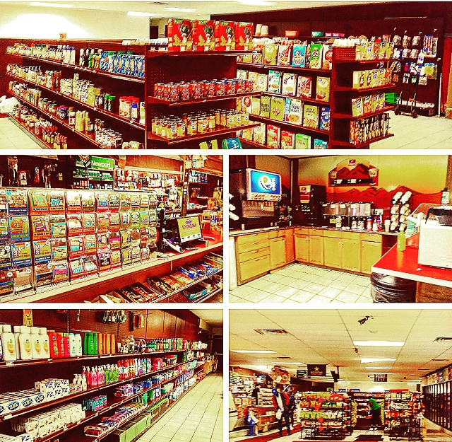 Supermarket/Convenient Store located in Historic 7k sqft Fells Po