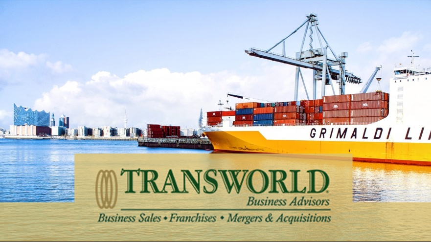 Leading Global Shipping & Logistics - Motivated Seller