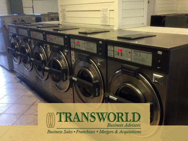 Newly Remodeled Coin Laundry