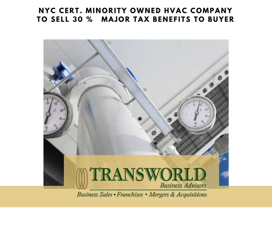 Minority Owned NYC HVAC company