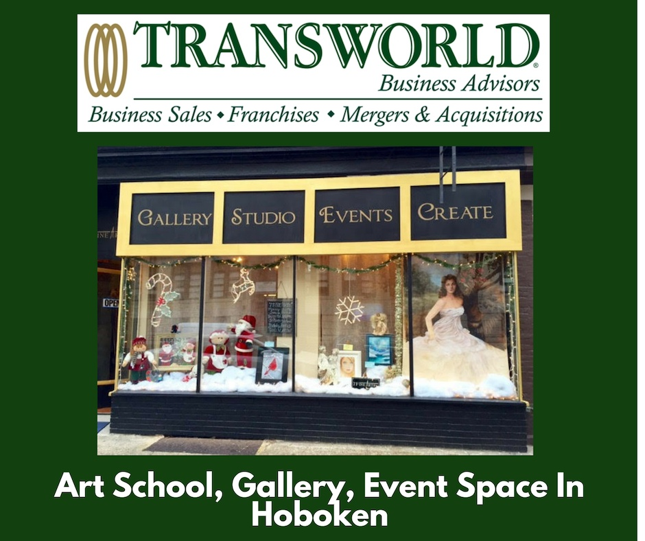 7 Fine Arts - Turn-Key Art School & Gallery - Hoboken