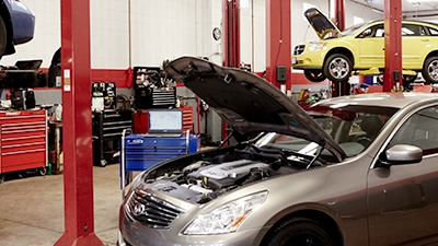AUTO REPAIR AND SMOG -SBA option