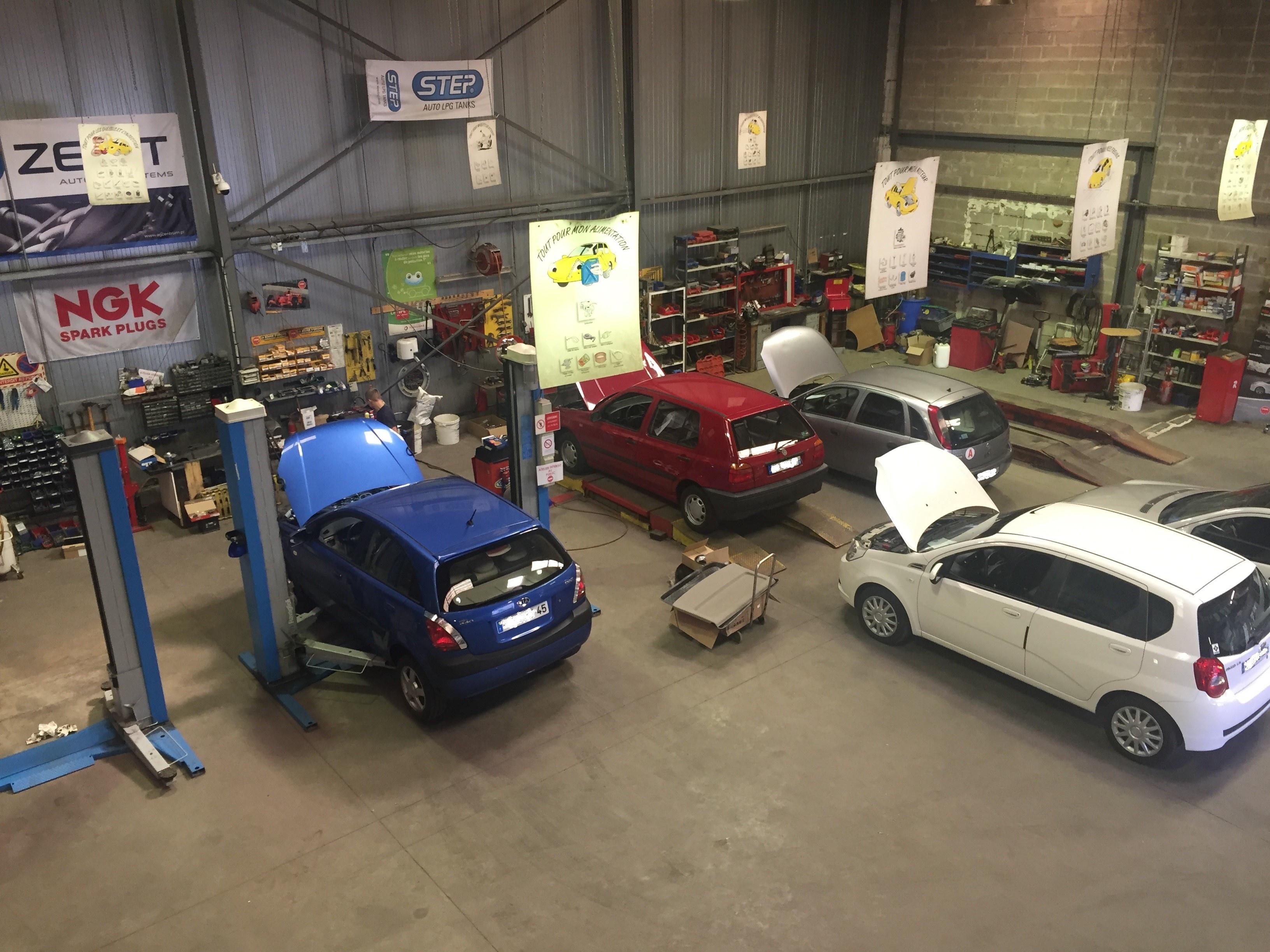 Opportunité départ à la retraite : Garage Seine St Denis