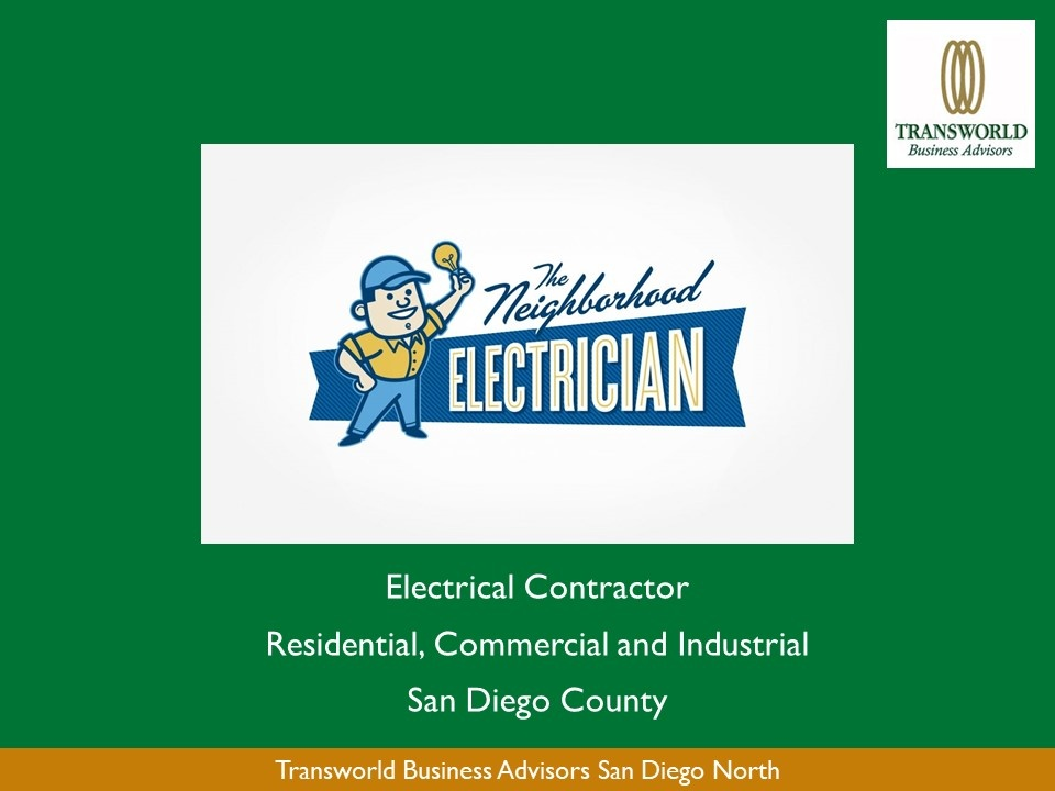Electrical Contractor for home and business