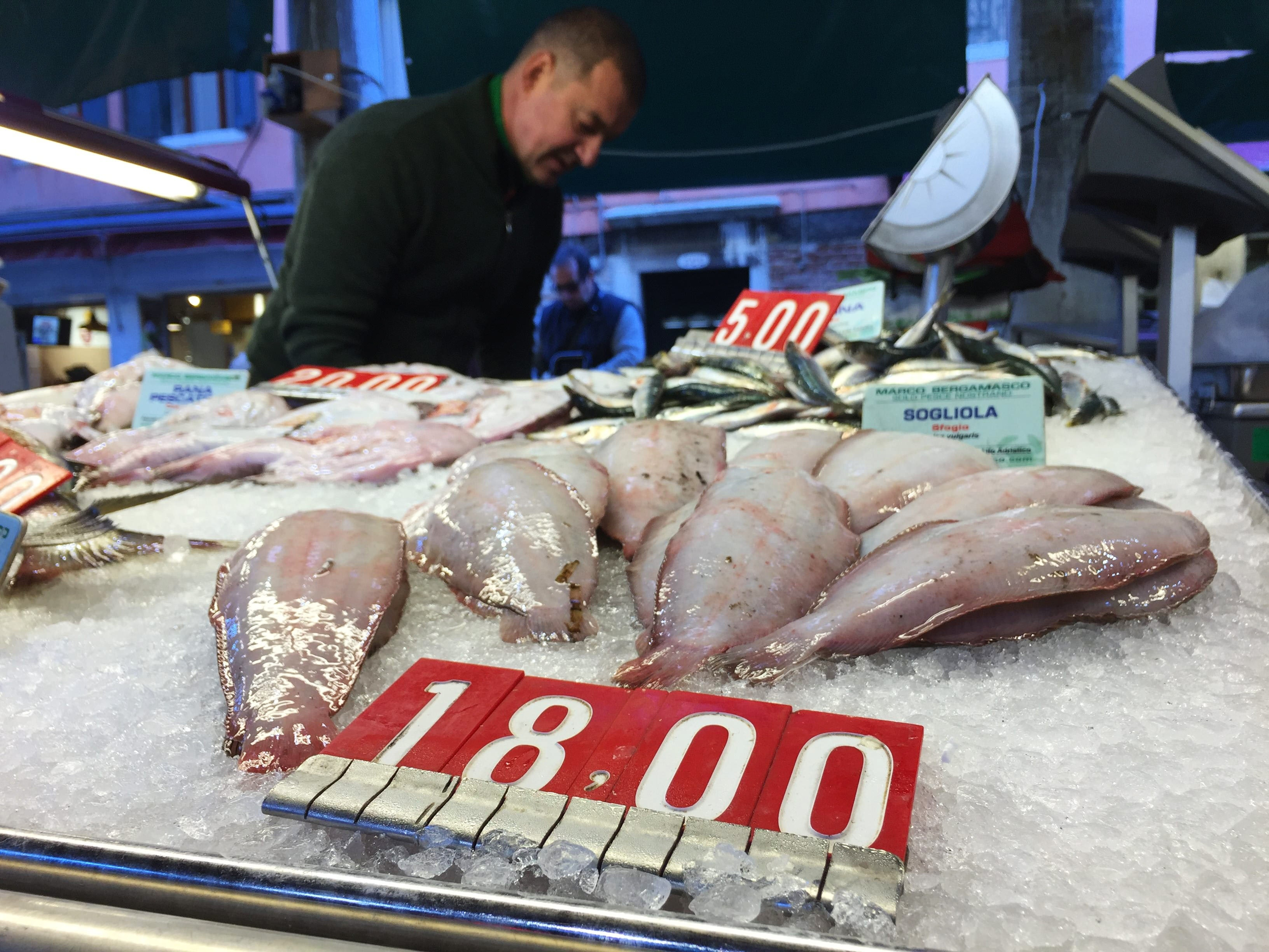 Local Longstanding Fish Market For Sale