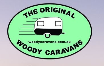Woody manufacturing stylish & functional retro caravans