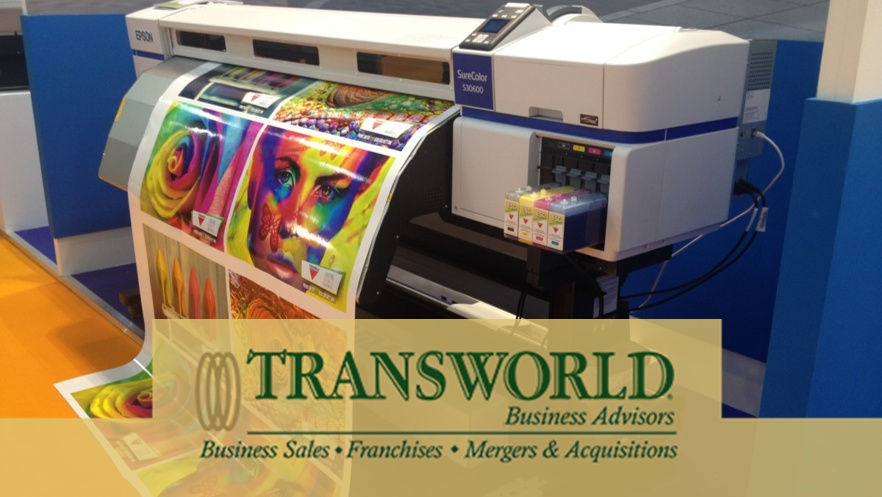 Franchised Printing Co. - Motivated Owner