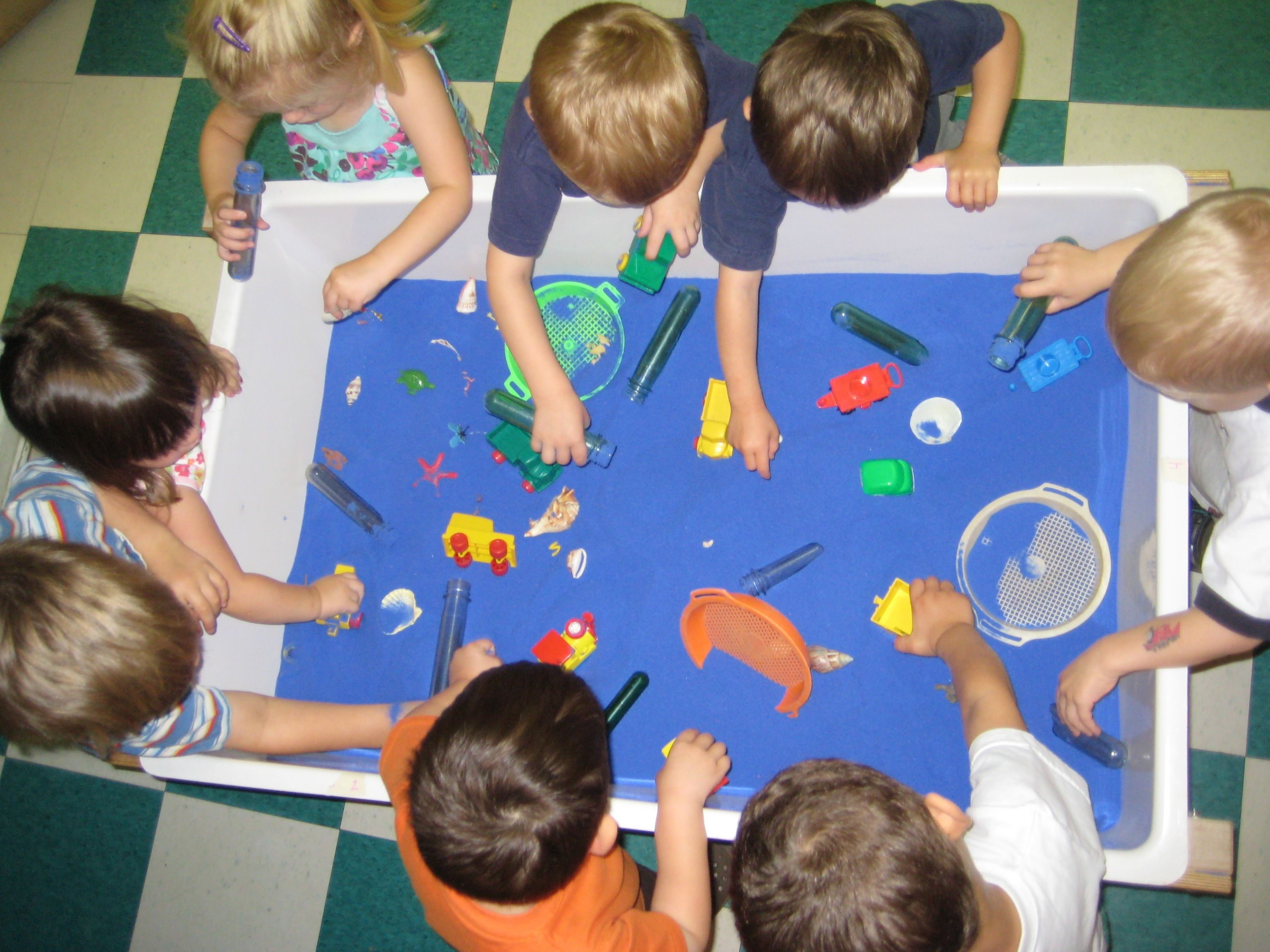 Stay and Play Hourly Childcare Center