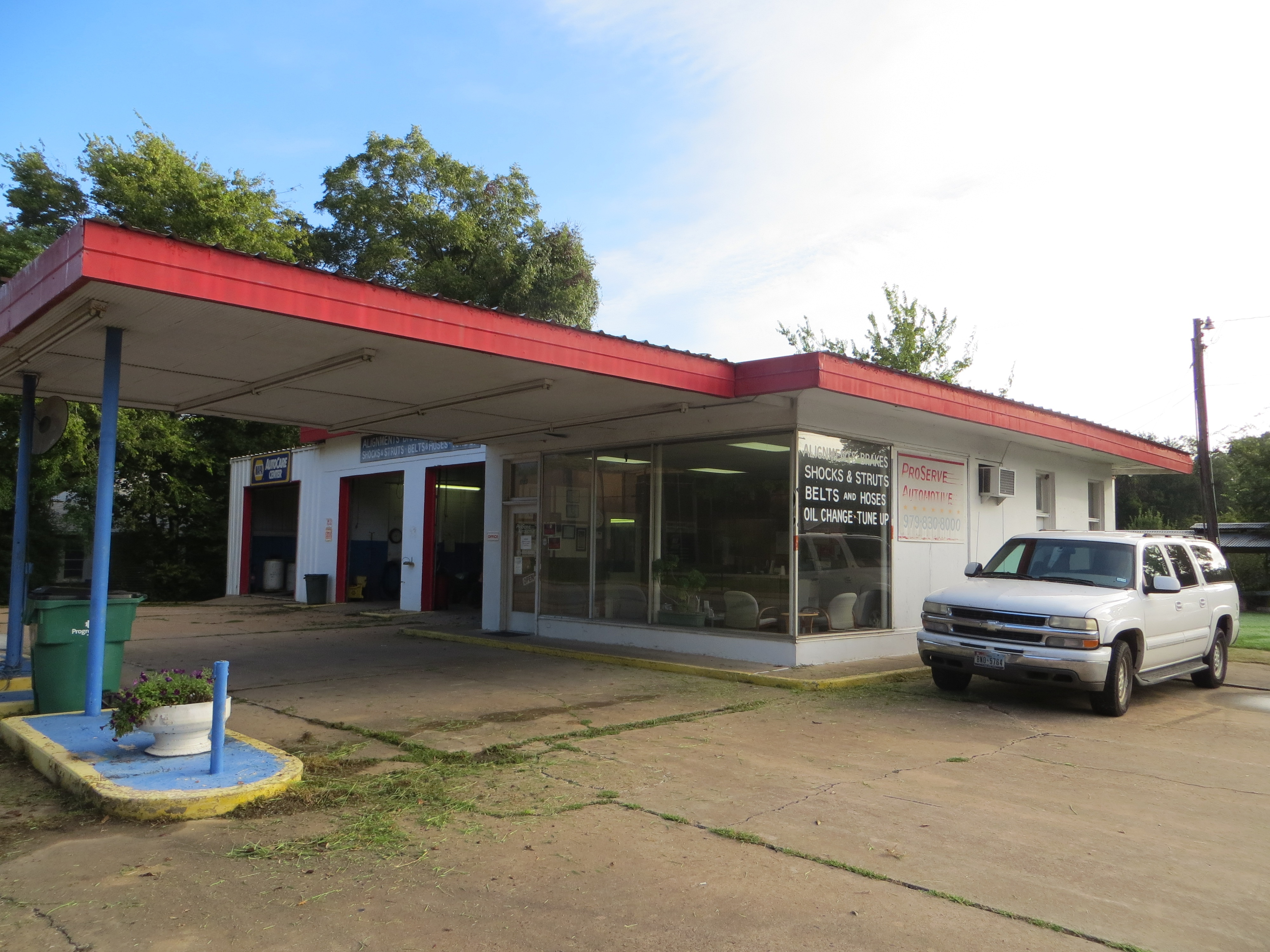 High Quality Automotive Services Shop in Southeast Texas!