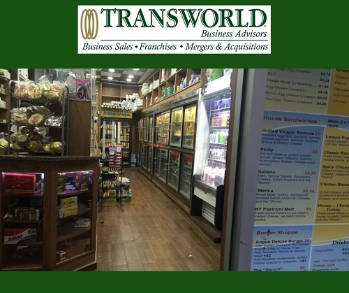 FLASH SALE!!! Charming Neighborhood Deli going for a great price!