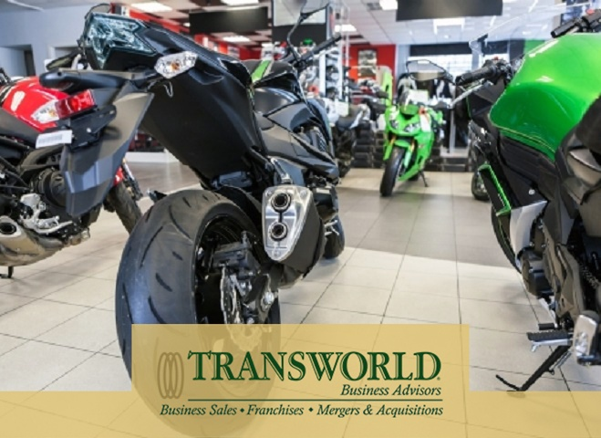 Pre-Owned Motorcycle Dealer for Sale