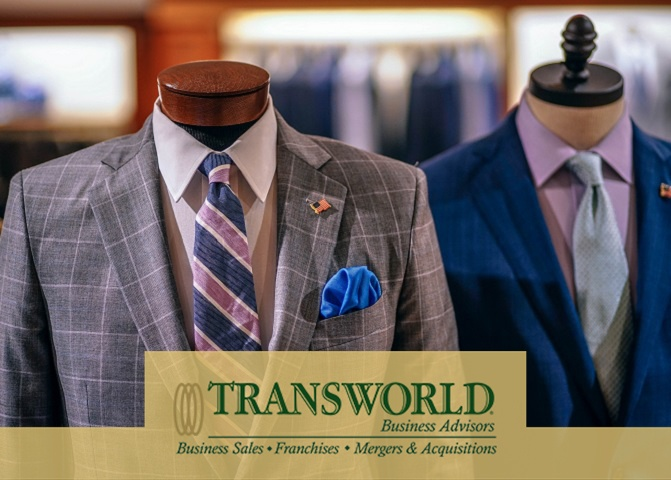 Men's Suiting & Casual Wear in Jacksonville