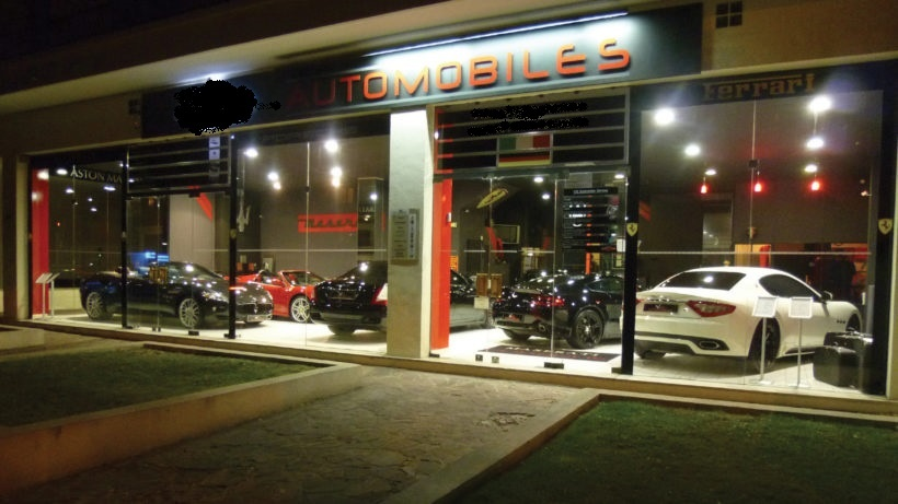 LOCAL COMMMERCIAL,1000 m² : Idéal garage ou concession auto