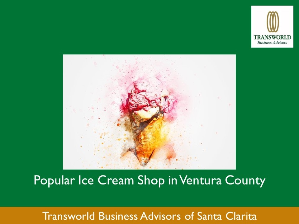 Popular Ice Cream Shop in Ventura County